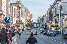 Dame Street, Dublin. Kuva: William Murphy, flickr.com, CC BY-SA 2.0.