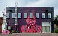 KARL ADDISON http://www.widewalls.ch/artist/karl-addison-karl/ #street #art #urban #art