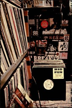 records make the world go round. #djculture #records #vinyl http://www.pinterest.com/TheHitman14/dj-culture-vinyl-fantasy/
