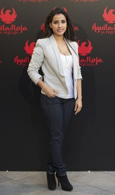 Inma Cuesta Photos: 'Aguila Roja' Photocall in Madrid