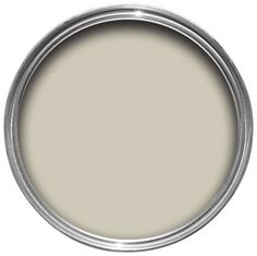 Dulux Matt Emulsion Paint Soft Stone - I have this already in my living room but think it's so nice and calming. maybe have it in my bedroom with the Dusted Fondant. Living Room Paint, My Living Room, Dulux Light And Space, Chic Shadow, Shadow 2, Masonry Paint, Eggshell Paint, Gray, Paintings