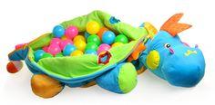 DinoSmok + 60 kolorowych piłek od Emily | TESTUJEMY ARTYKUŁY DLA DZIECI