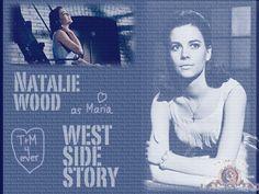 Natalie Wood West Side Story