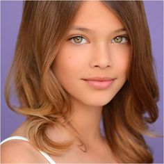 Laneya Grace ~ This child is stunning!
