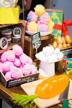 Lush Easter Bloggers Event :: http://www.miel-cafe.com/2015/04/guiltfree-easter-at-lush.html
