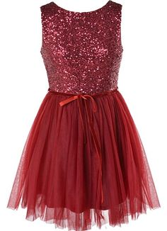 Cinnamon Sticks Dress: Features a sparkling sequin bodice covered in hundreds of glittering red pieces, adorable velvet ribbon around the waist, centered rear zip closure, and a super feminine ballerina skirt to finish.