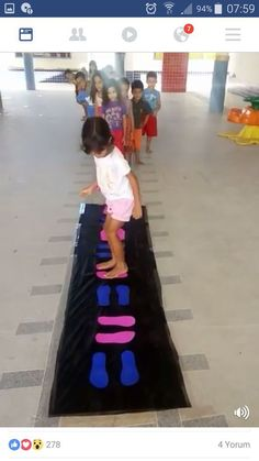 Really nice preschool game styles. Gross Motor Activities, Movement Activities, Montessori Activities, Gross Motor Skills, Indoor Activities, Educational Activities, Classroom Activities, Preschool Activities, Motor Planning