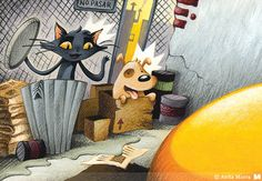 Anita Morra | Ilustradores Argentinos