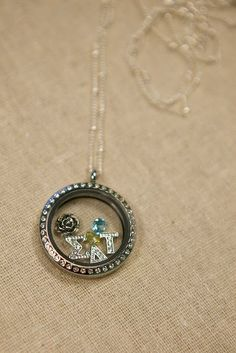 Origami Owl Locket-- have you purchased yours? Purchases through our unique link benefit the SDT Foundation.