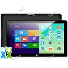 """ONDA V116w 11.6\"""" IPS Screen Win8.1 Android 4.4 Intel Z3736F Quad-core 2GB 64GB 3G Tablet PC w/ Bluetooth HDMI ETC-376178"""