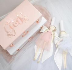 Aren't these the most beautiful trunks and candles you've ever seen? Saint Baby Boutique has the most beautiful christening packages in Sydney⚜️  I had the pleasure of designing this logo for these special girls.  Check out Teressa's Instagram page for more custom designs and boxes @saintbabyboutique 💖  •••  #saintbabyboutique #sydneychristeningboutique #babyboutique #bespokechristening #rosegoldchristening #christeningcandles #christeningstationerysydney #christeninginvitations Christening Invitations, Baby Shower Invitations, Special Girl, Baby Boutique, Sydney, Custom Design, Trunks, Stationery, Boxes