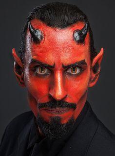 satan makeup - Google Search