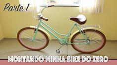 DIY: MONTANDO MINHA BIKE DO ZERO (vale a pena?) PARTE 1   Paula Stephânia