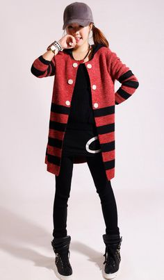 Material: Wool Color: Red Size: Average