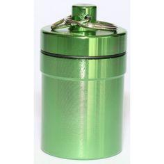 SECRET SAFE ALUMINIUM STASH TIN HEAVY DUTY PILL BOX PILL CASE 9CM Great Gift NEW $14.99