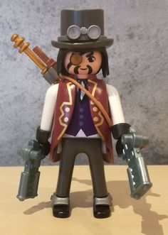 Playmobil Steampunk Steampunk, Dani, Kindergarten, Lego, Container, Toys, Pictures, Activity Toys, Miniatures