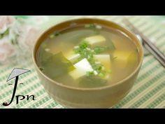 Como fazer sopa de miso - YouTube