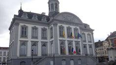 Marc Elsen et Benoît Pitance tous deux candidats tête de liste au CDH de Verviers - RTBF