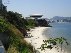 Praia de Boa Viagem -  Niterói / RJ / 2012