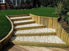 Jardin Decocasa » Escaleras de exterior: caminos al paraíso