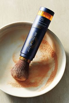 Mineral Sunscreen by Brush On Block #anthrofave #anthropologie