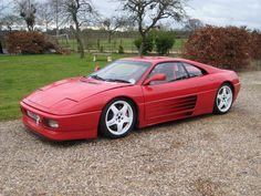 Ferrari 348tb Racing