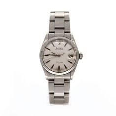 Rolex Stainless Steel White Index Oyster Unisex 31mm Steel Date Watch. Get the lowest price on Rolex Stainless Steel White Index Oyster Unisex 31mm Steel Date Watch and other fabulous designer clothing and accessories! Shop Tradesy now