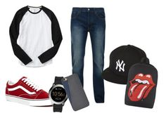 A menswear look from August 2017 featuring vintage mens shirts, mens straight jeans and vans mens shoes. Browse and shop related looks. Jeans And Vans, Fossil, Men's Shoes, Gap, Men's Fashion, Menswear, Polyvore, Shirts, Shopping