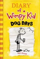 Diary of a Wimpy Kid: Dog Days - Book Review