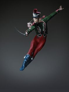 One of the most iconic photographs of every Nutcracker season. National Dutch Ballet, photo by Erwin Olaf Erwin Olaf, Shall We Dance, Lets Dance, Male Ballet Dancers, Dance Ballet, Mode Costume, Ballet Costumes, Dance Costumes, Nutcracker Costumes