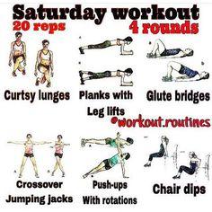Imagem através do We Heart It #motivation #workout