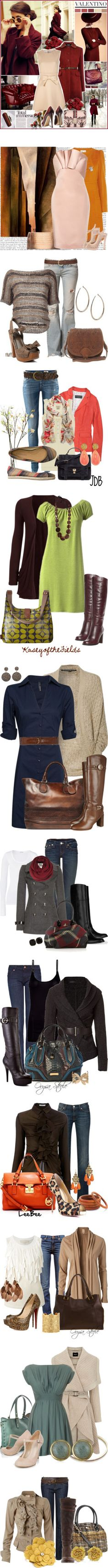"""""""Winter style"""" by veronica-holloman-wilkinson ❤ liked on Polyvore"""