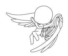 Free Gachalife base by on DeviantArt Anime Drawing Styles, Drawing Anime Clothes, Anime Drawings Sketches, Kawaii Drawings, Cute Drawings, Chibi Sketch, Cute Anime Chibi, Art Poses, Drawing Reference Poses