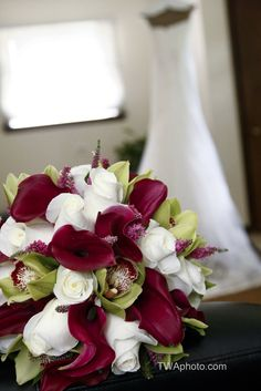 This bouquet will surely stand out in your wedding images.|www.twaphoto.com| Timothy Whaley and Associates Photographic Artists.| Chicago Weddings