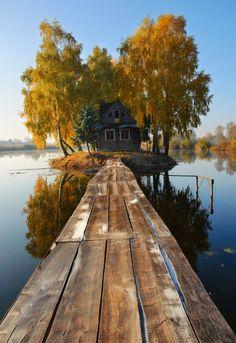 Fairy House by Sergey Nesterchuk