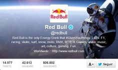 Fotos Twitter de portadas de RedBull