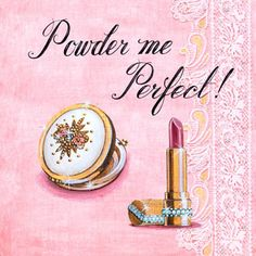 Powder Me Perfect – Angela Staehling