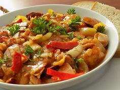 Sweet And Salty, Thai Red Curry, Meat, Chicken, Ethnic Recipes, Cooking, Cubs