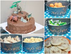dinosaur party food ideas | The Fast Lane! ♥: {REAL} Party Planning on a {BUDGET} - Part 1