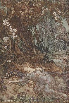 Arthur Rackham, A Midsummer Night's Dream