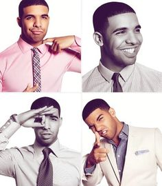I don't want Drake to BE my Prince Charming, I just want Prince Charming to have Drake's swag in these pics! <3