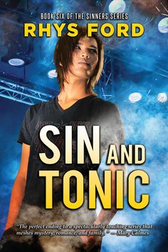 Sin and Tonic (Belen's Review)