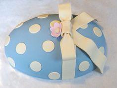 Fondant Easter Egg Cake | Flickr - Photo Sharing!