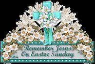 Remember Jesus on Easter Sunday