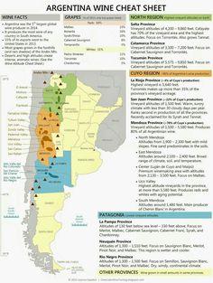 Argentina wine facts