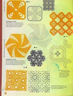 Crochet Doilies - Photo album