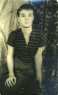Truman Capote by Carl van Hechten 1948