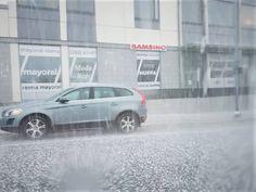 Vuorokauden sade-ennätys Lappeenrantaan   Yle Uutiset   yle.fi