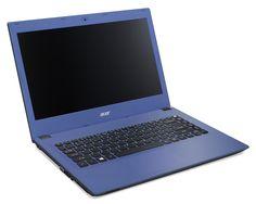 Otthoni használatra ajánljuk ezt az #Acer E5-473-C5WJ Kék Notebook-ot (NX.MXNEU.004). Acer Laptop, Notebook, The Notebook, Exercise Book, Notebooks