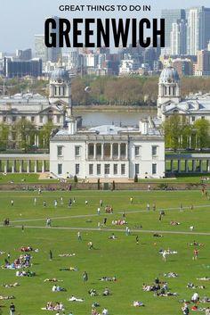 Wir sind mit dem Boot nach Greenwich gefahren. Dort ist ein wunderschöner Park (siehe Foto). Wir haben das Nullmeridian in der Sternwarte besucht, welches aber eher unspektakulär ist, aber falls man noch Zeit hat ist das auf jeden Fall einen Besuch wert. Man sollte sich dann auch Zeit für ein Picknick im Park nehmen, denn dort vergisst man wirklich die Zeit.